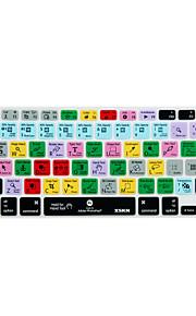 XSKN photoshop ps cc siliconen toetsenbord huid dekking voor macbook pro lucht netvlies 13 '' 15 '' 17 '' eu ons versie