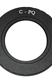 camera c mount lens cctv lens q Q7 Q10 q-s1 camera Pentax mount adapter ring c-PQ cp / q