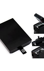 120GB hdd intern harddisk disk til Microsoft Xbox 360 slim&xbox 360 e spillekonsol