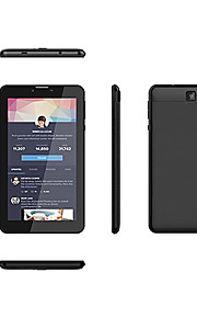 7 Inch WiFi / 3G / Bluetooth / 2G Android 4.4 Tablet (Dual Core 1024*600 1GB + 4GB GPS / Phone / G Sensor)