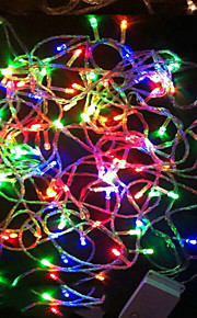 youoklight® multi-color rgb 180-LED Christmas / dekorasjon streng lys (18 meter / AC220-240V)