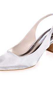 Chaussures de mariage - Noir / Bleu / Violet / Rouge / Ivoire / Blanc / Argent / Champagne - Mariage / Soirée & Evénement - Bout Carré -