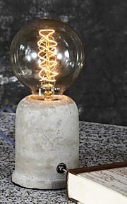전통적인/ 클래식 - 테이블 램프 - 눈 보호 - 레진