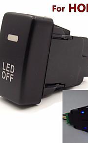 særlige dedikerede 12v bil tåge lyskontakt kørelys skifte brug for honda, civic CRV fit overenskomst HRV