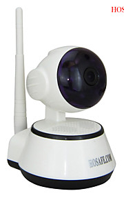 hosafe 1mw19 Trådløst IP kamera hd 720p med 10 IR LED, bevægelsesdetektering email alarm support 32g TF kort optagelse