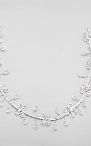 Celada Bandas de cabeza Boda / Ocasión especial Rhinestone / Cristal / Aleación Mujer / Niña de flor Boda / Ocasión especial 1 Pieza