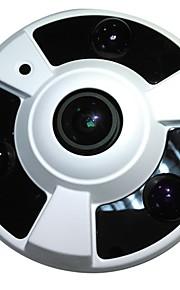 130 - graders panorama ip-array infrarødt kamera