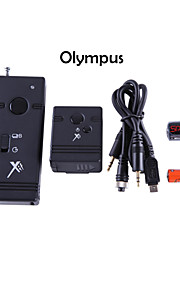 Camera Shutter Release Cord Wireless Remote for Olympus E-P1 E-P2 E-P3 E-PM1 E-620 E-M5 E-PL2 E520 E3 E5 E20N E520 E420