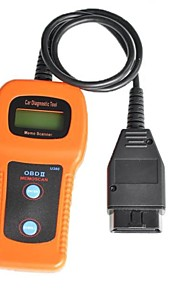 memoscan U380 automotive CAN-bus obdii obd2 zelf diagnosticeren code lezer voor VW en Audi