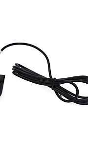 """Bakkamera - 1/4"""" CMOS PC1030 - 170 grader - 40 TV-linjer - 648 x 488"""