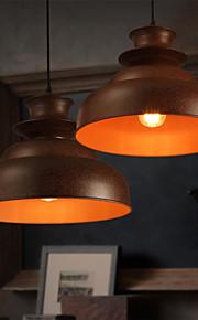Riipus valot - Metalli - Traditionaalinen/klassinen / Rustiikki / Retro / Lantern / Pallo - Minityyli
