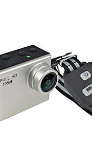 full hd 1080p fotocamera impermeabile di sport con telecomando