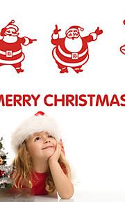 Christmas Window Sticker Contemporary , Art Deco 75cm*30cm