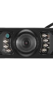 """Bakkamera - 1/4"""" HD-farve-CMOS - 170 grader - 40 TV-linjer - 648 x 488"""