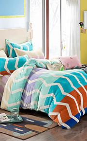 yuxin® paksu flanelli 4 kpl päivitetty versio Coral sametti sarjat tekstiili peitto 1.5m-1.8m sänky / 2,0m beding setti