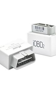 strumento di scansione più recente lettore di codice di arrivo xTool iobd2 per il bmw bluetooth diagnostico per iphone android