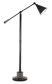 모던/현대 - 플로어 램프 - LED - 메탈