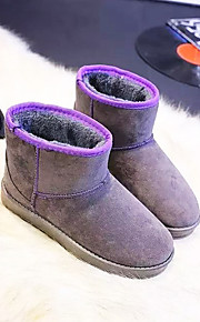 Women's Shoes Flat HeelSnow Boots / Roller Skate Shoes / Riding Boots / Fashion Boots / Motorcycle Boots