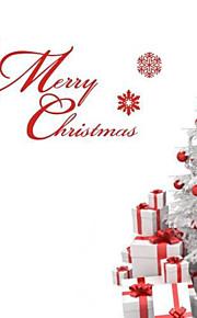 Christmas Window Sticker Contemporary , Art Deco 92cm*60cm
