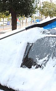 aluminio coche lebosh pala de hielo aleación con retráctil pala de nieve