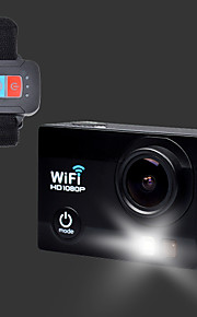 acqua wifi visione notturna full hd 1080p sport resistenti a camme con telecomando