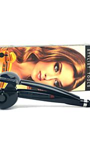 pro automatiske krøller keramiske hår curler jern eu plug for engros