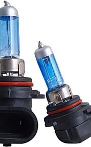 2 * HB4 coche 9006 bombilla de la lámpara halógena de faros de luz blanca 12v 55w
