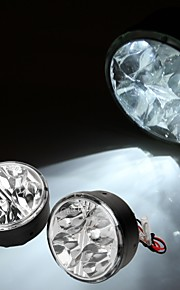 2 * 0,5 W wit 4 led auto DRL overdag daglicht loopt mistlamp lamp