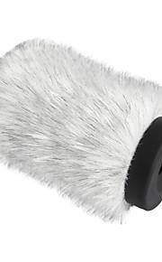 Boya by-p140 lodne udendørs interview mikrofon forruden muffe til shotgun kondensator mikrofoner