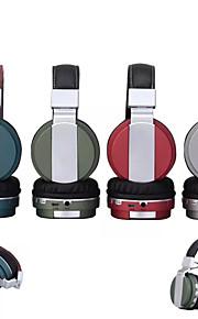 draadloze bluetooth hoofdtelefoon oortelefoon oordopjes stereo opvouwbare handsfree headset met microfoon voor samsung s5 s6
