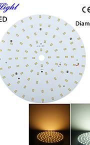 18W Plafondlampen 92 SMD 2835 1800 lm Warm wit / Koel wit Decoratief AC 220-240 / AC 110-130 V 1 stuks