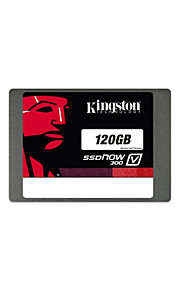 kingston digital 120GB SSDNow V300 sata 3 2.5 (7mm højde) SSD-drev (sv300s37a / 120g)