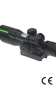 Alliage aluminium - Lampe torche - Pointeur laser vert