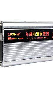 carmaer inversor de la energía 150w 12V24V a 220V con USB