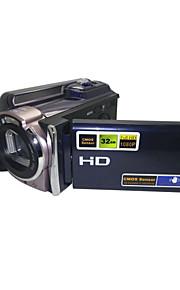 videocamera DV HDV-603p 3 milioni CMOS pixel del display tft zoom 16x Supporto SD Card 2.4 pollici