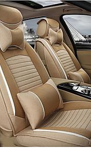 la nueva estera offlax redondo de cuatro cubierta de asiento de coche universal, colchón transpirable y cómodo