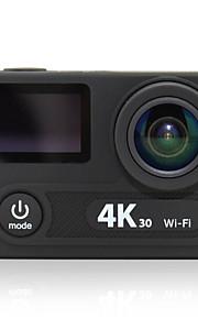 OEM H8R Sportskamera/GoPro Style-kamera 2 12MP 3264 x 2448 / 2048 x 1536 30fps / 60fps Nej -4/3 / +4/3 / -1 / 2 / 0 / -2 / -1/3 / +1 CMOS
