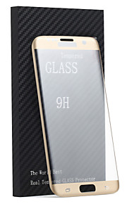 for Samsung Galaxy S7 edge Screen protector Tempered glass High Definition Toughened Glass Membrane