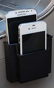 ZIQIAO Utility Vehicle Outlet For Mobile Phone Bracket Car Compartment