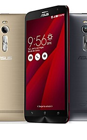 "ASUS Zenfone 2 5.5""FHD Android 5.0 LTE Smartphone(Dual SIM,Intel Z3560,64bit,Qcta Core,2GB+16GB,13MP,3000mAh Battery)"