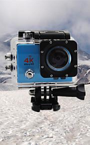 Q3H Sportskamera/GoPro Style-kamera 2 5MP 3648 x 2736 / 2560 x 1920 / 4000 x 3000 / 4608 x 3456 15fps / 60fps / 120fps / 30fps 4X0 / -2 /
