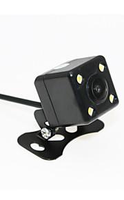 Rear View Camera - Compatibile con qualsiasi modello di auto - OV 7950 - 170° - 420 linee tv disponibili