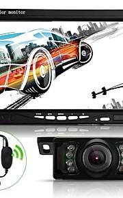 Bakkamera - 1/4 tommer CMOS PC1030 - 170 grader - 40 TV-linjer - 720 x 576