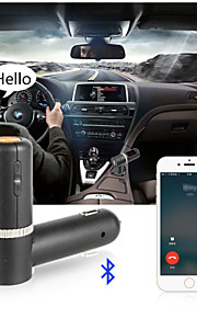 Bluetooth FM Transmitter, Universal Wireless FM Transmitter/Mp3 Player/Car Charger