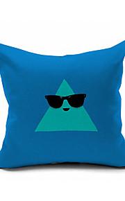 Pillow Cover , Modern/Contemporary Soft Short Plush Pillow Cushion