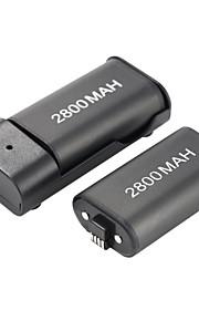 GeenUSB-Batterijen en Opladers / Kabels en Adapters-Xbox One-Xbox One