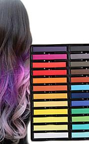 Hårfarge Kan brukes på vått og tørt hår Fargebeskyttende Størrelse for Reise Blandet Normal Other