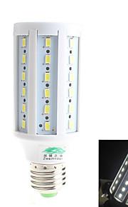 1개 Zweihnder E26/E27 20W 60 SMD 5730 1300 lm 내추럴 화이트 C35 장식 LED 콘 조명 AC 85-265 V