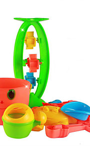 plastique au-dessus de 3 Jeux de simulation pour jouet puzzle