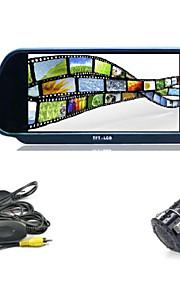 "1/4"" CCD-sensor-170 °-480 TV-lijnen-720 x 576-Achteruitrijcamera"